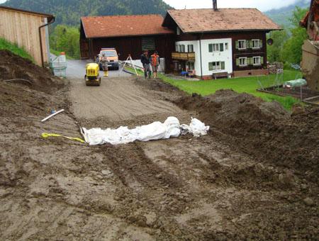 alpECON Kulturtechnik, TB Klinger Imst, Abwasserbeseitigungsanlage