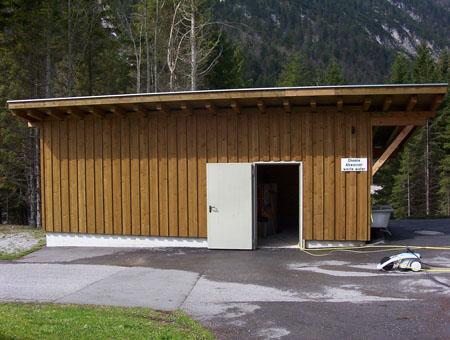 alpECON Kulturtechnik, TB Klinger Imst, Abwasserreinigungsanlage